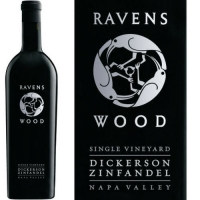 Ravenswood Dickerson Vineyard Napa Zinfandel 2013 Rated 91W&S