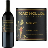 Toad Hollow Richard McDowell's Selection Sonoma Merlot 2015