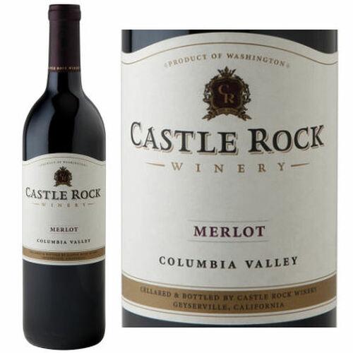 Castle Rock Columbia Valley Merlot Washington 2017
