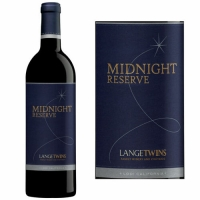 LangeTwins Midnight Reserve Lodi Red Blend 2013