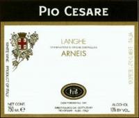 Pio Cesare Langhe Arneis DOC 2013