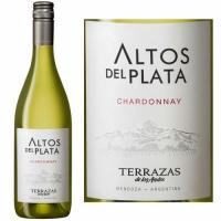 Terrazas de los Andes Altos Del Plata Chardonnay 2014