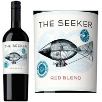 12 Bottle Case The Seeker Red Blend 2012 (Chile)