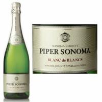 12 Bottle Case Piper Sonoma Blanc de Blancs NV