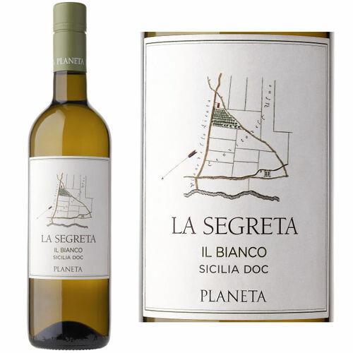 Planeta La Segreta Il Bianco Sicilia IGT 2018