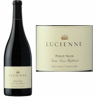 Lucienne Doctor's Vineyard Santa Lucia Highlands Pinot Noir 2014 Rated 92WE