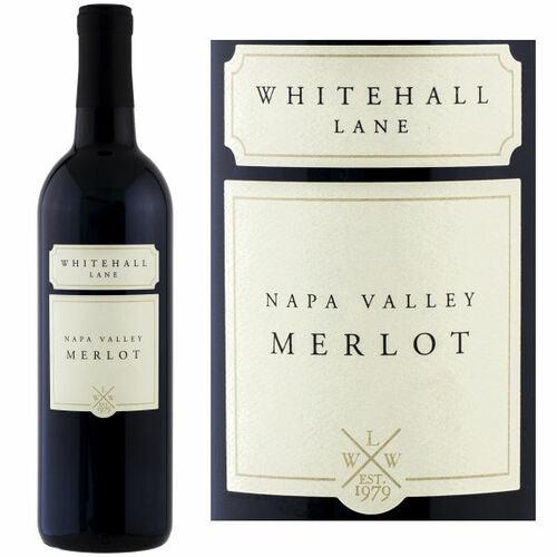 Whitehall Lane Napa Merlot 2015