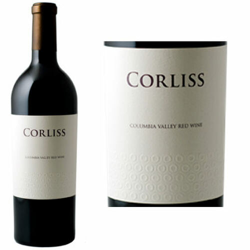 Corliss Estates Columbia Valley Red Blend 2013 Rated 95VM