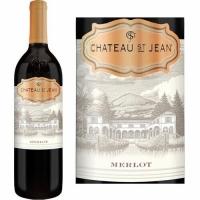 Chateau St. Jean California Merlot 2015