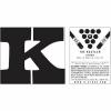 K Vintners The Hustler Walla Walla Valley Syrah 2014 Rated 98+JD