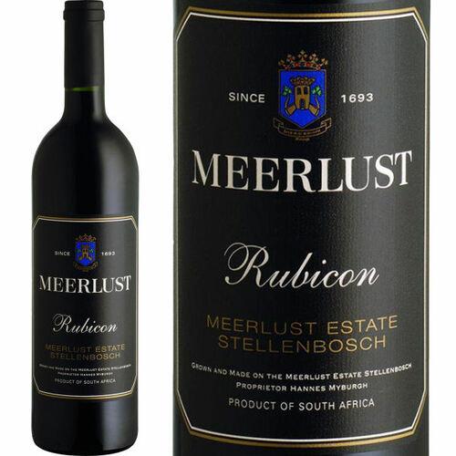 Meerlust Stellenbosch Rubicon Bordeaux Blend 2016 (South Africa) Rated 92VM