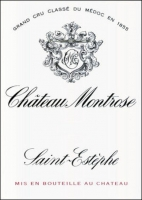 Chateau Montrose Saint Estephe 2009 Rated 98WA
