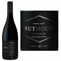 Argyle Nuthouse Eola-Amity Hills Pinot Noir Oregon 2013 Rated 91W&S