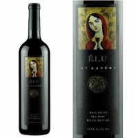 St. Supery Elu Napa Red Wine 2013 Rated 93JS