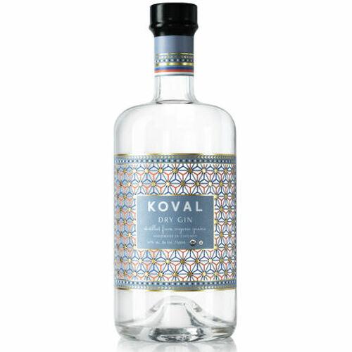 Koval Dry Gin 750ml