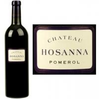 Chateau Hosanna Pomerol 2000 Rated 96+WA