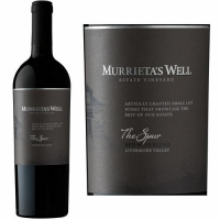 12 Bottle Case Murrieta's Well The Spur Livermore Valley Red Blend 2014 Rated 90WE