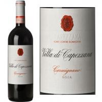 12 Bottle Case Capezzana Carmignano Villa di Capezzana DOCG 2010 Rated 93JS