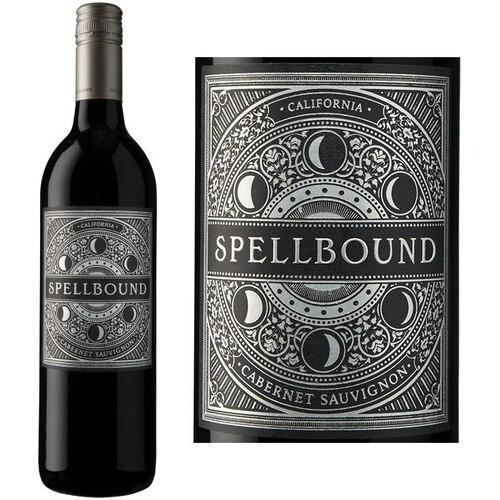 12 Bottle Case Spellbound California Cabernet 2018