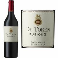 De Toren Stellenbosch Fusion V Red Blend 2014 (South Africa) Rated 91WE