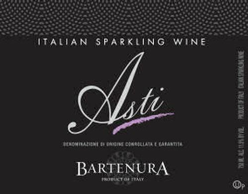 Bartenura Asti Sparkling DOCG NV Kosher (Italy)