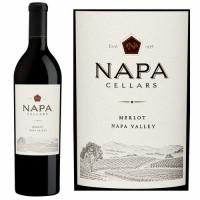 12 Bottle Case Napa Cellars Napa Merlot 2014