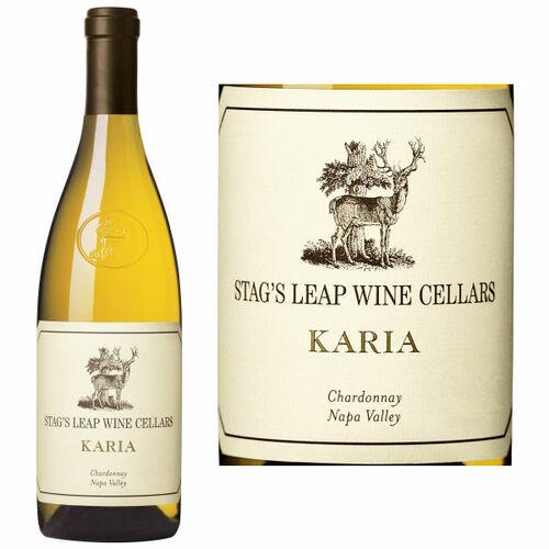 Stag's Leap Cellars KARIA Napa Chardonnay 2018 Rated 90WA