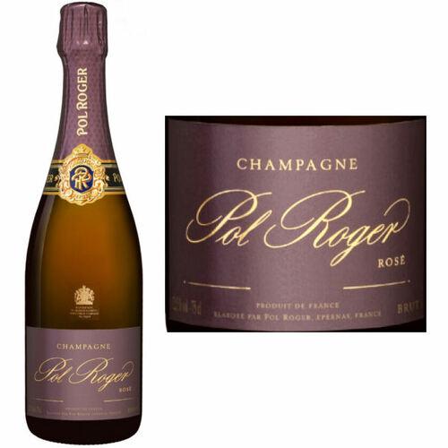 Pol Roger Brut Rose 2009 Rated 93WE