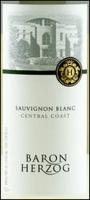 Baron Herzog Central Coast Sauvignon Blanc 2014
