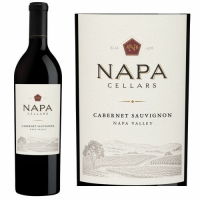 12 Bottle Case Napa Cellars Napa Cabernet 2014