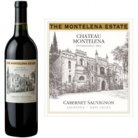 Chateau Montelena The Montelena Estate Napa Cabernet 2003 Rated 94+WA