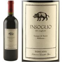 Tenuta Campo di Sasso Insoglio del Cinghiale Toscana IGT 2015 Rated 92JS
