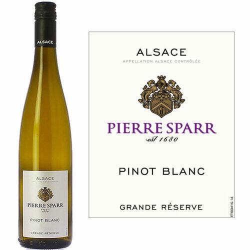 Pierre Sparr Pinot Blanc Reserve Alsace 2016