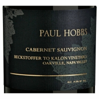 Paul Hobbs Beckstoffer To Kalon Vineyard Cabernet 2014 Rated 98+WA