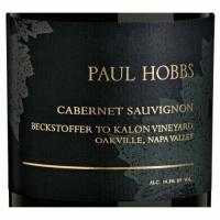 Paul Hobbs Beckstoffer To Kalon Vineyard Cabernet 2014 Rated 98+WA