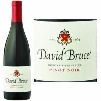 12 Bottle Case David Bruce Russian River Pinot Noir 2014