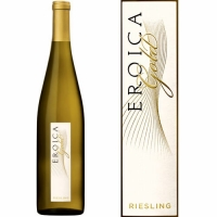 12 Bottle Case Chateau Ste. Michelle - Dr. Loosen Eroica Gold Riesling Washington 2013 Rated 93W&S