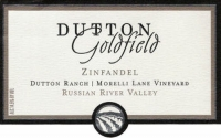 Dutton-Goldfield Morelli Lane Vineyard Russian River Zinfandel 2012 Rated 93WE