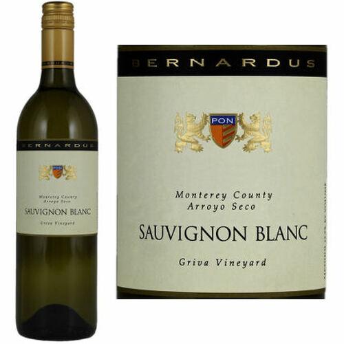 Bernardus Griva Vineyard Arroyo Seco Sauvignon Blanc 2019