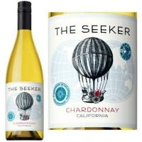 12 Bottle Case The Seeker California Chardonnay 2015