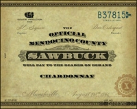 Sawbuck Mendocino Chardonnay 2014