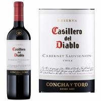 Concha Y Toro Casillero del Diablo Reserve Cabernet 2015 (Chile)