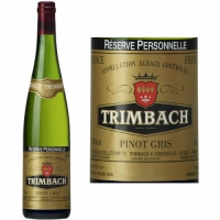 Trimbach Pinot Gris Reserve Personnelle 2014 Rated 91WS