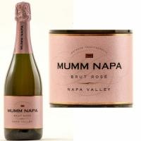 Mumm Napa Brut Rose Sparkling Blend NV Rated 93WE EDITORS CHOICE