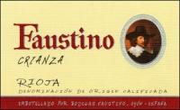 Faustino Crianza Rioja DOC 2008