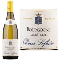 12 Bottle Case Olivier Leflaive Bourgogne Blanc Les Setilles 2015