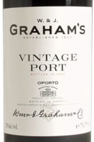 Graham's Vintage Port 1983 Rated 93WS