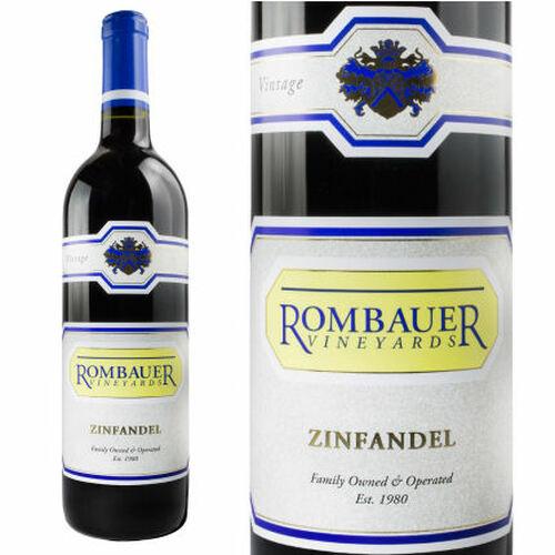 Rombauer California Zinfandel 2018 1.5L