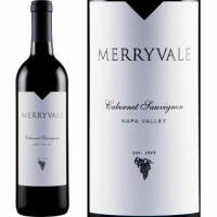 12 Bottle Case Merryvale Napa Cabernet 2013 Rated 91WA