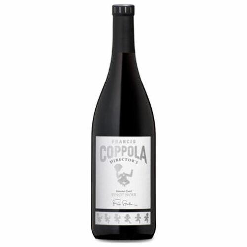 12 Bottle Case Francis Coppola Director's Sonoma Coast Pinot Noir 2017